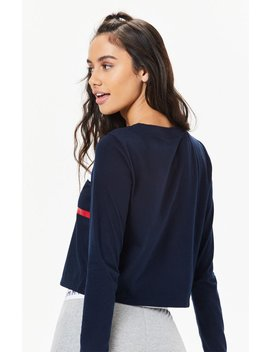 Tommy Hilfiger Long Sleeve Thermal T Shirt by Pacsun