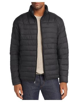 Lightweight Packable Puffer Jacket by Hawke & Co.
