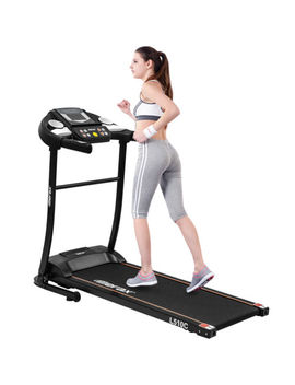 Merax 1.5 Hp Folding Electric Treadmill Motorized Running Machine Home by Merax