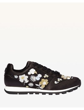 Ursula Satin Sneaker by Juicy Couture