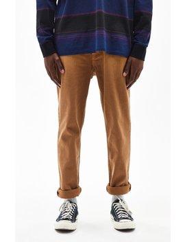 Pac Sun Slim Fit Carpenter Tan Jeans by Pacsun