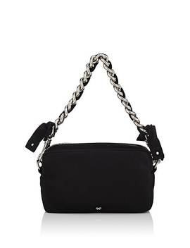 """Eye"" Chain Clutch by Anya Hindmarch"