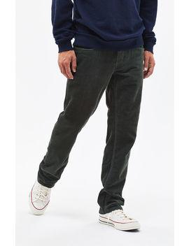 Brixton Reserve Straight Leg Corduroy Pants by Pacsun