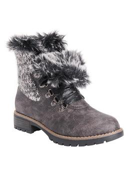 Muk Luks Women's Verna Boots by Qvc