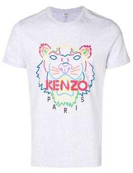 kenzotiger-print-t-shirthomemenkenzoclothingt-shirts by kenzo