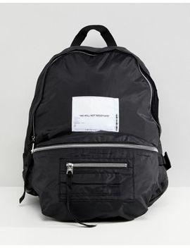 Рюкзак с карманами и нашивкой Cheap Monday by Asos
