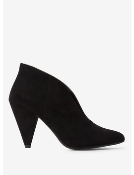 Black 'admire' Shoe Boots by Dorothy Perkins
