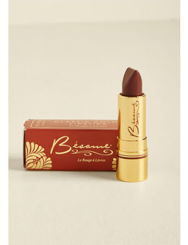 Besame Cosmetics 1930 Noir Red Lipstick by Besame Cosmetics