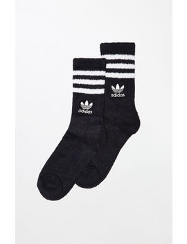 Adidas Black House Single Crew Socks by Pacsun