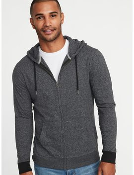 Lightweight Jersey Zip Hoodie For Men by Old Navy