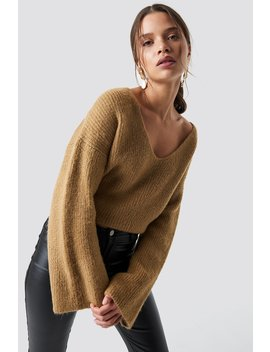 Loose Fit Knitted Sweater by Iva Nikolina X Na Kd