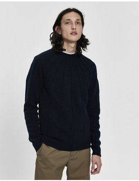 Jacopo Ribbed Sweater by A.P.C.