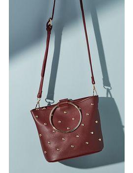 Makenzie Studded Mini Tote Bag by Melie Bianco
