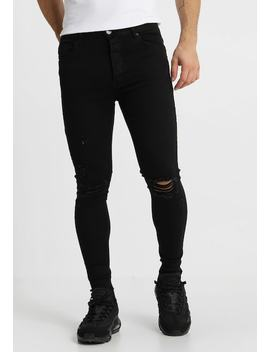 Distressed    Jeans Skinny Fit by Gym King