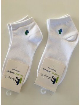 2 Pair Bamboo Ankle Socks. One Size. Unisex. by Etsy