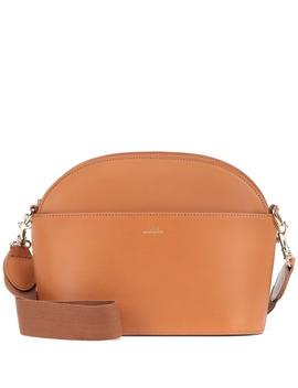 Gabrielle Leather Shoulder Bag by A.P.C.