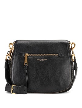 Recruit Small Nomad Leather Shoulder Bag by Marc Jacobs