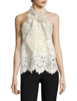 Jerome Lace Top by Ganni