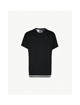 Paul Pogba Stretch Jersey T Shirt by Adidas