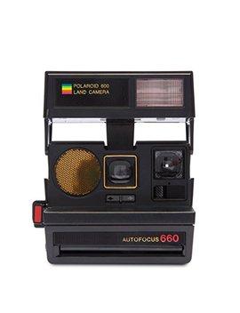 Polaroid Originals 4711 Sun 660 Autofocus Camera, Black by Polaroid Originals