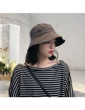 Tess   Plain Bucket Hat by Tess