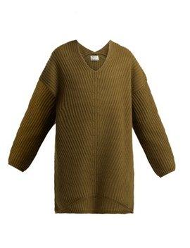 Deka Wool Sweater by Acne Studios