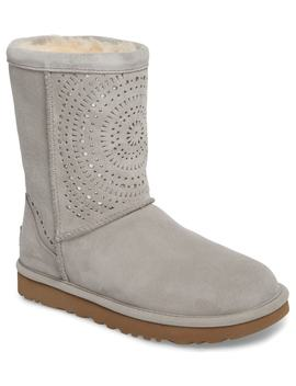 Classic Short Sunshine Perforated Boot by Ugg®