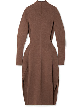 Cutout Knitted Midi Dress by Chloé