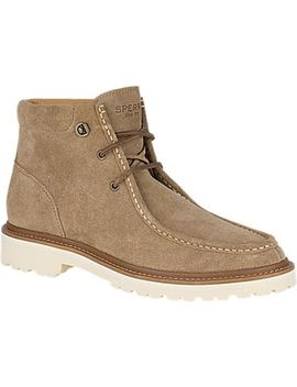 Men's Gold Cup Windsor Suede Lug Chukka by Sperry
