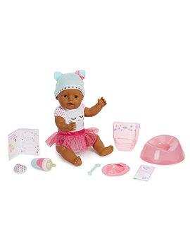 Baby Born Interactive Doll   Dark Brown Eyes by Baby Born