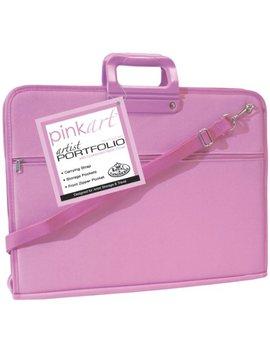 Royal & Langnickel Pink Art Artist Portfolio Case by Royal & Langnickel