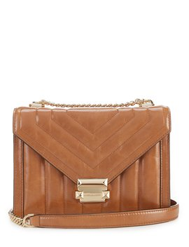 Whitney Quilted Shoulder Bag by Michael Michael Kors