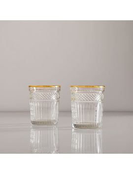 radiant-cut-glassware-(set-of-4) by west-elm