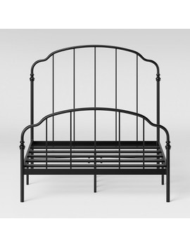 Ferndale Metal Full Bed Black   Threshold™ by Shop This Collection