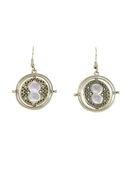 Harry Potter Time Turner Dangle Earrings by Hot Topic