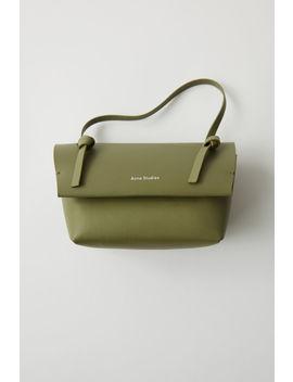 Mini Bag Dark Green by Acne Studios