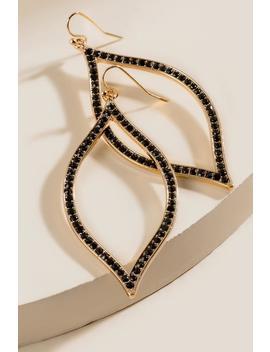 Eleanor Filigree Drop Earrings by Francesca's