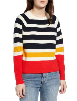 Stripe Knit Sweater by Love By Design