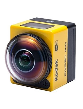 Kodak Pixpro Sp360 Action Cam With Explorer Accessory Pack by Kodak