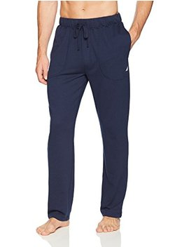 Nautica Men's Soft Knit Sleep Lounge Pant by Nautica
