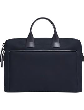 Slim Briefcase by Troubadour