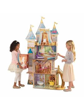 Kid Kraft 65962 Disney Princess Royal Celebration Dollhouse, Multi Color by Kid Kraft