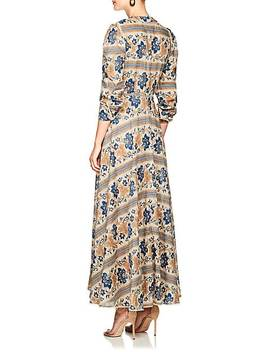 Castile Floral Cotton Maxi Dress by Zimmermann