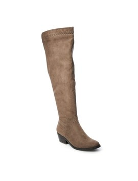 Sonoma Goods For Life™ Quill Women's Over The Knee Boots by Kohl's