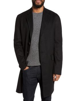 Wool Blend Topcoat by Lamarque
