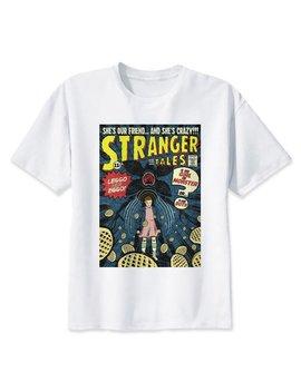 Leggo Her Eggo Stranger Things T Shirt Shirt O Neck T Shirts Women Men Top Tees Short Sleeves by Etsy