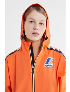 Kappa X K Way Le Vrai Claude Zip Up Jacket by K Way