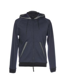 Emporio Armani Hooded Sweatshirt   Sweaters And Sweatshirts by Emporio Armani