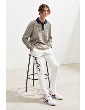 Lacoste Signature Fleece Pant by Lacoste