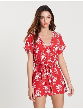 Paradise Playsuit by Wish